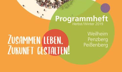Unser neues Herbst-/ Winterprogramm ist online!