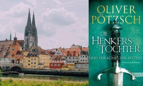 In Regensburg mit der Henkerstochter